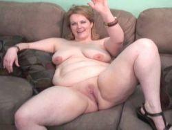 Nackt girl mollig Chubby Hot