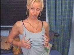 Frau mit titten dünne dicken Behaarte Mature